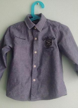 Рубашка дла мальчика losan kids
