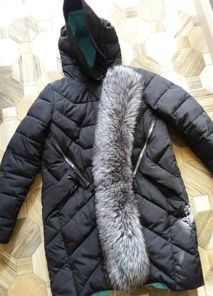 Куртка зима 46/48р.халофайбер