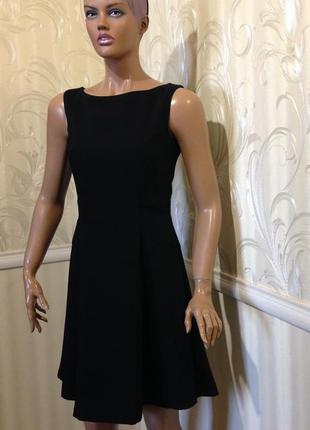 Офисное платье, h&m, размер 38/m