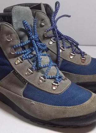 "Женские ботинки ""fabiano goretex"" 39р(ст. 26 см)!"