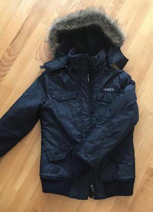 Куртка roxy р.s