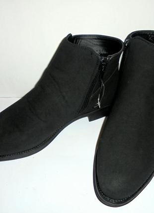 Новые демисезонные челси ботинки ботиночки полусапожки
