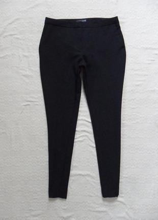Классические черные зауженые штаны брюки со стрелками atmosphere, 12 размер .