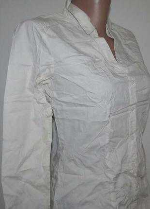 Рубашка h&m, s-m. сост. отличное!