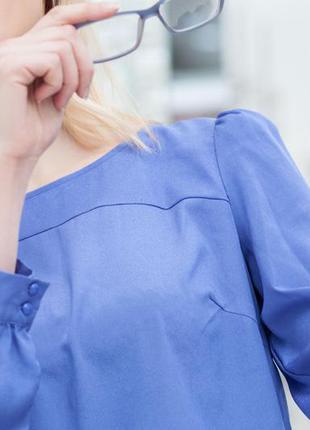 Блуза очень красивого цвета