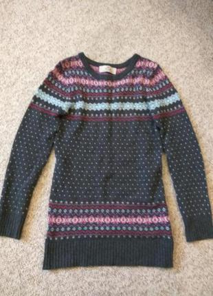 Невероятно теплый и мягкий свитер