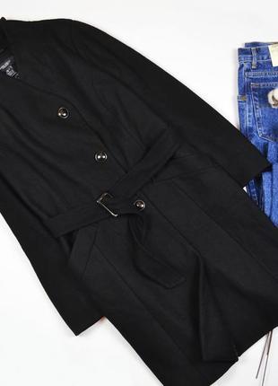 Французское очень качественное пальтишко, рукава идут слегка широковатыми  размер 10 (s/м)