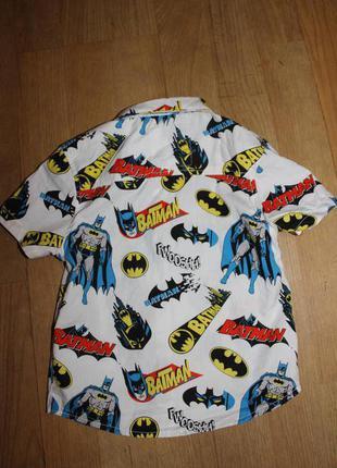 Стильна сорочка batman