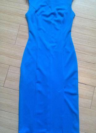 Платье миди laura bettini размер xs-s