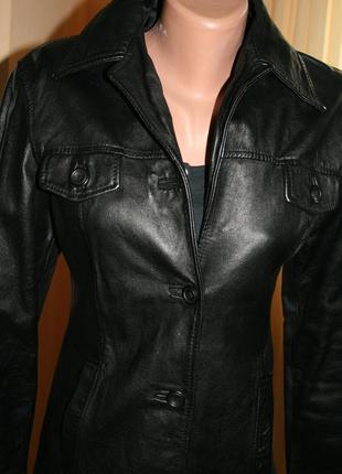 Шкіряна курточка vera pelle