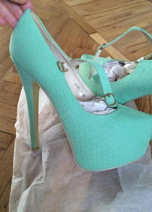 Оригинальные туфли sexy fairy