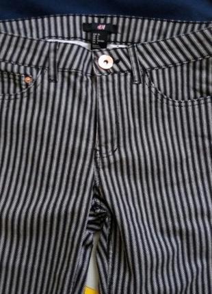 Стрейчевые повседневные брюки,джинсы3