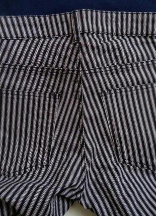 Стрейчевые повседневные брюки,джинсы5