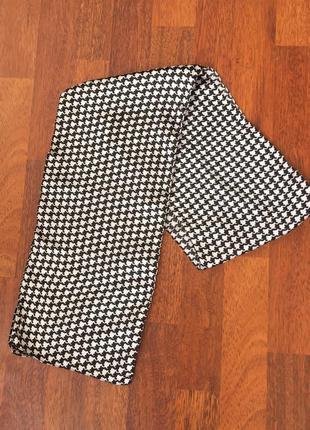 Шаль шарф платок шейный