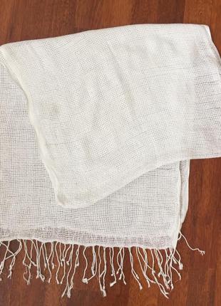 Шарф шаль шейный платок