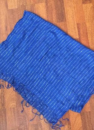 Шарф шаль платок