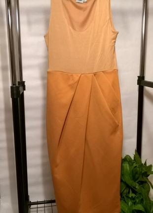 Летнее миди-платье asos