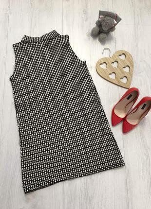 Платье, туника тёплое и элегантное, zara