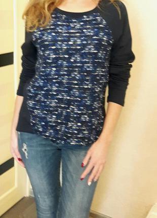 Классный свитер свитшот h&m