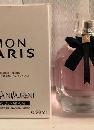 Yves saint laurent mon paris 90 мл, цена - 350 грн,  10527688 ... e8afdcfe1c5