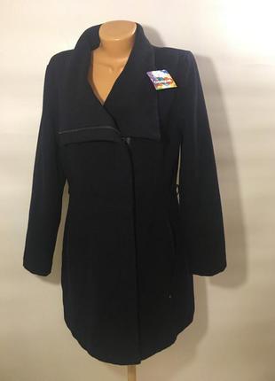 Крутое пальто косуха от креативного бренда desigual