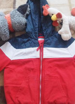 Курточка демисезонная mothercare