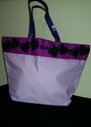Летняя сумка vera wang