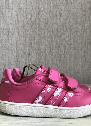08cf7e87a5a0 Adidas neo детские кроссовки на липучке Adidas, цена - 340 грн ...