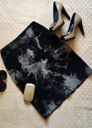 Большой выбор одежды до 100грн/ юбка из микровельвета