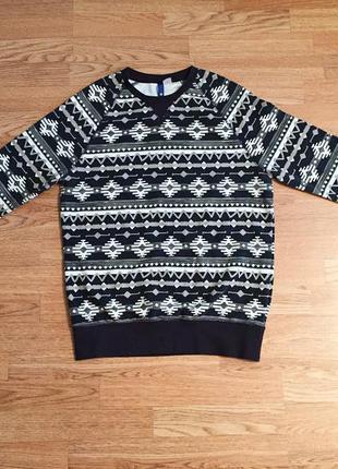 Свитшот/свитер от h&m