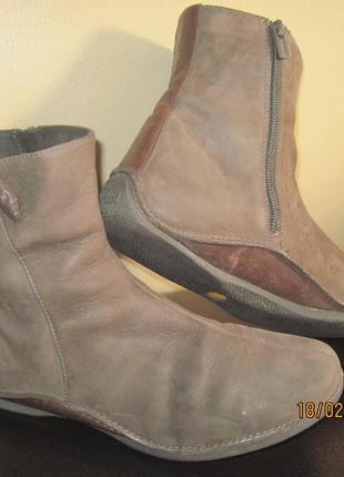 Полусапоги ботинки демисезон timberland eur 39.5 us 8.5