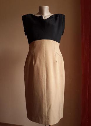 Роскошное платье миди oasis британия