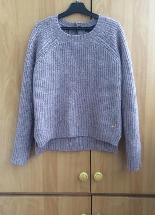 Кроп свитер massimo dutti