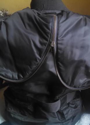 Шикарная куртка весна осень с капюшоном на молнии, цвета хаки