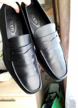 Продам туфли мужские итальянские tod's оригинал