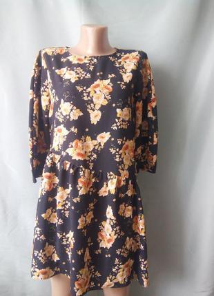 Стильное платье из коллекции zara