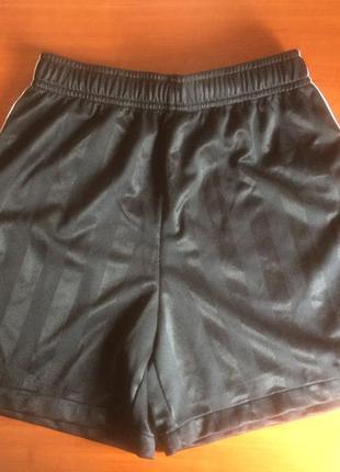 Шорты детские спортивные черные nike 152 см/шорты для футбола