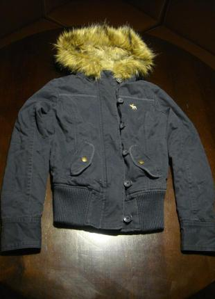 Куртка демисезонная abercrombie & fitch
