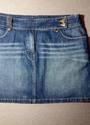 Джинсовая юбка dorothy perkins