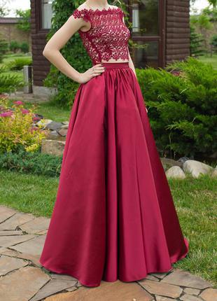 Прекрасное платье для выпускного вечера и не только