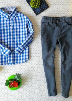 Комплект рубашка штанишки 18-24 месяца