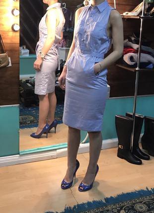Стильное платье dsquared2. оригинал  dsquared