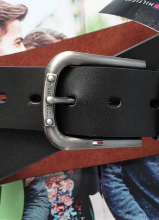 Топовый кожаный ремень2 фото
