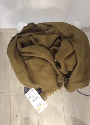 Zara, шарф, размер м