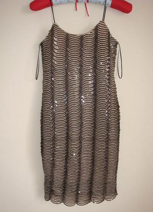 Коктельное платье м