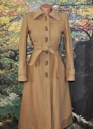 Пальто женское шерсть демисезон с хс