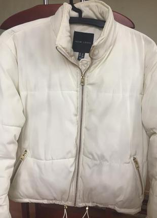 Куртка new look s-m