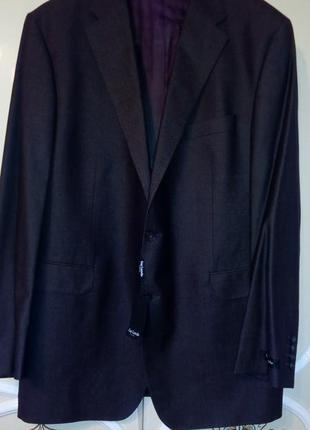 Новый мужской костюм guy laroche большого размера, оригинал