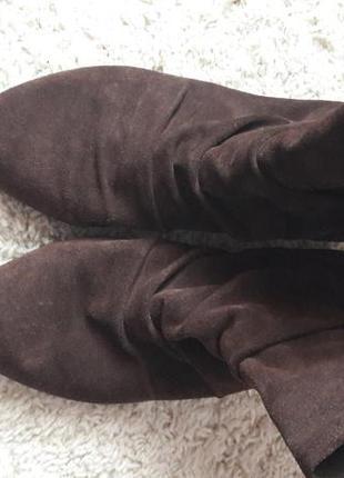 Ботинки ботильоны сапоги2