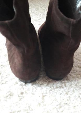 Ботинки ботильоны сапоги3